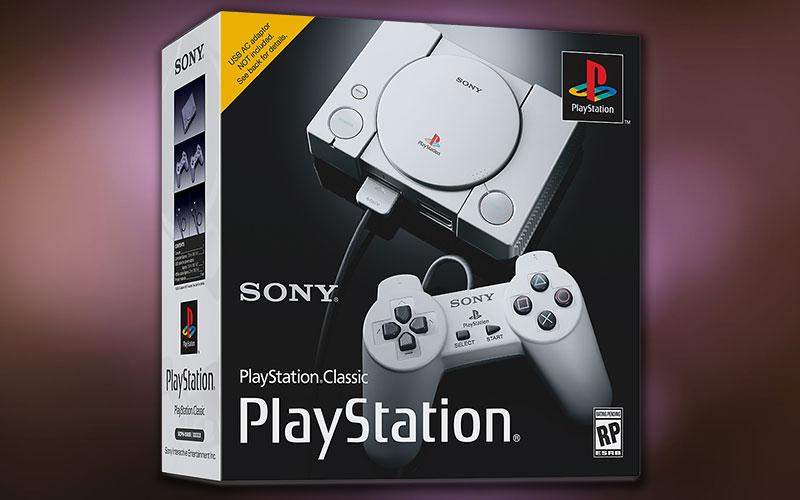 Sony PlayStation Classic 4gnews jogos