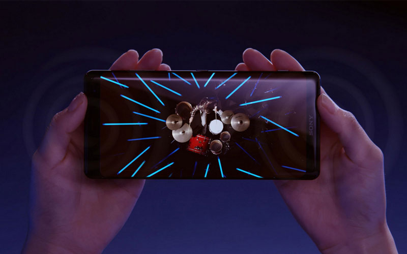 Sony Xperia XZ3 android BRAVIA OLED 4gnews