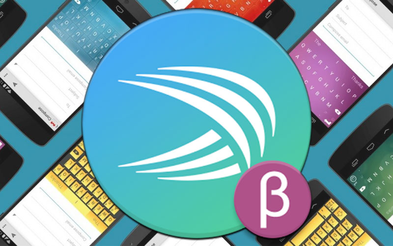 Swiftkey Beta teclado Android Microsoft Gboard 4gnews