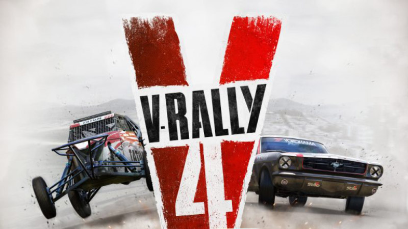 V-Rally 4 Gaming