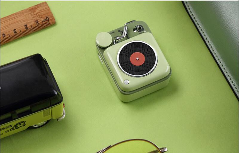Xiaomi Elvis Presley B612: Coluna bluetooth que todos gostaríamos de ter
