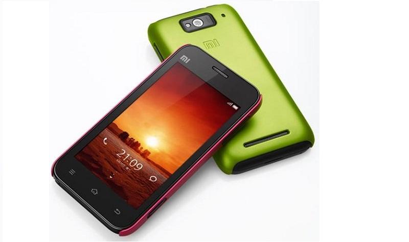 Xiaomi Mi 1 smartphone