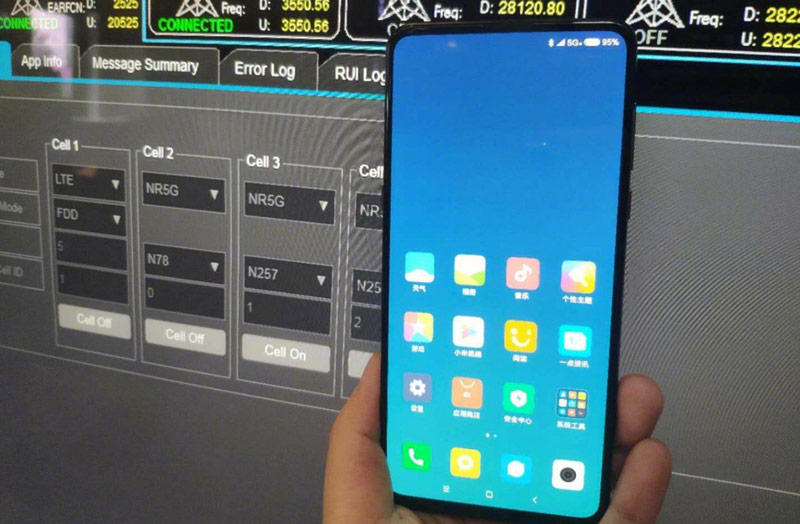 Xiaomi Mi Mix 3 Qualcomm Snapdragon 855