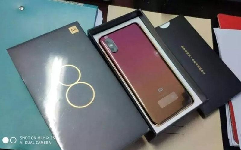 Xiaomi Mi 8 UD android 4gnews