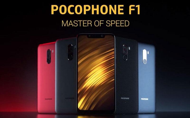 Xiaomi Pocophone F1 MIUI 9 android 4gnews