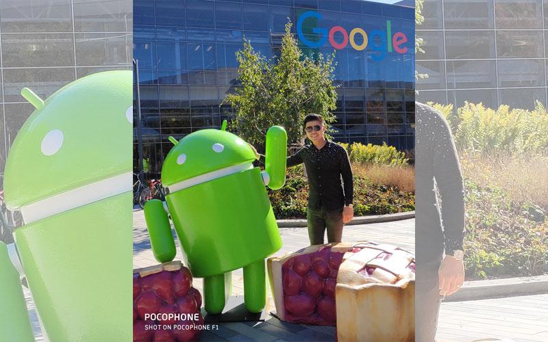 Xiaomi Pocophone F1 android pie 4gnews