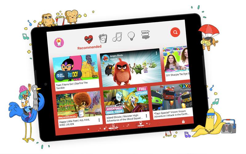 YouTube Kids Portugal Google