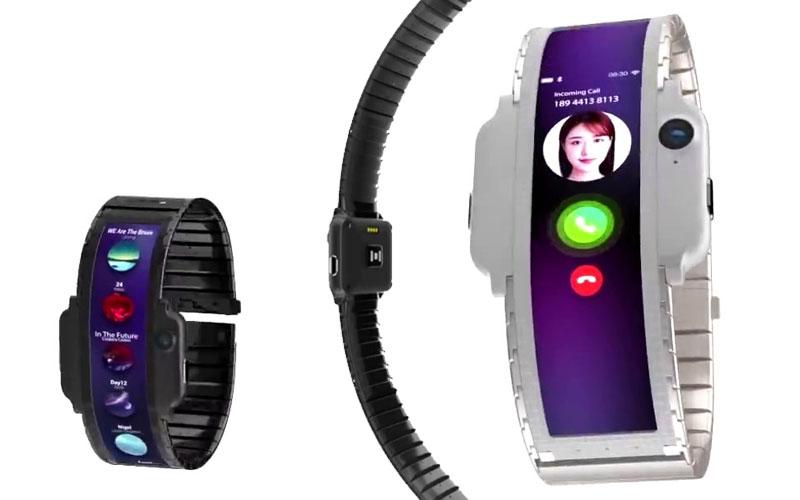 ZTE Nubia-a smartwatch 4gnews
