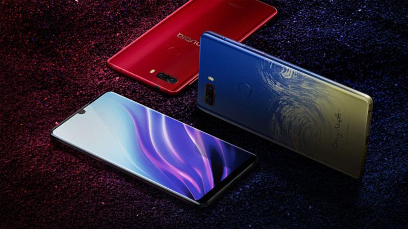 ZTE Nubia Z18 Xiaomi Pocophone F1 4gnews Android