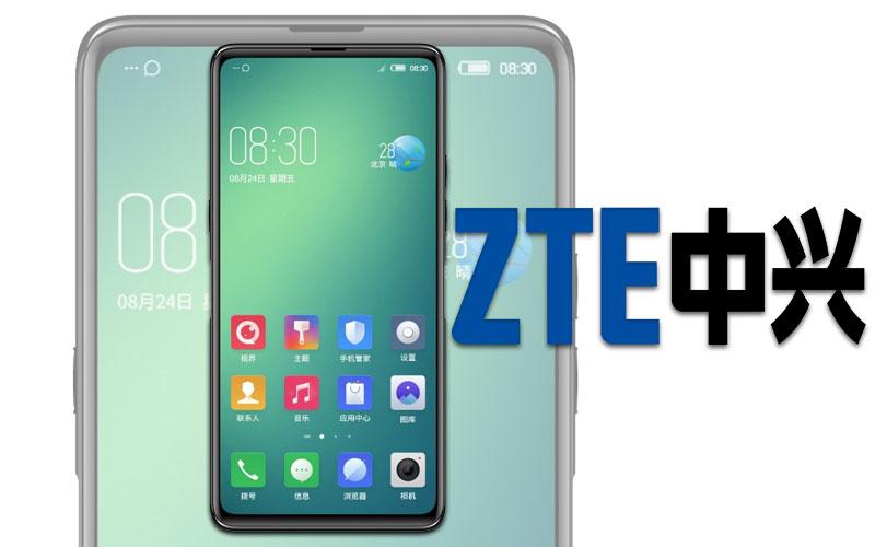 ZTE Nubia Z18s Android dois ecrãs 4gnews