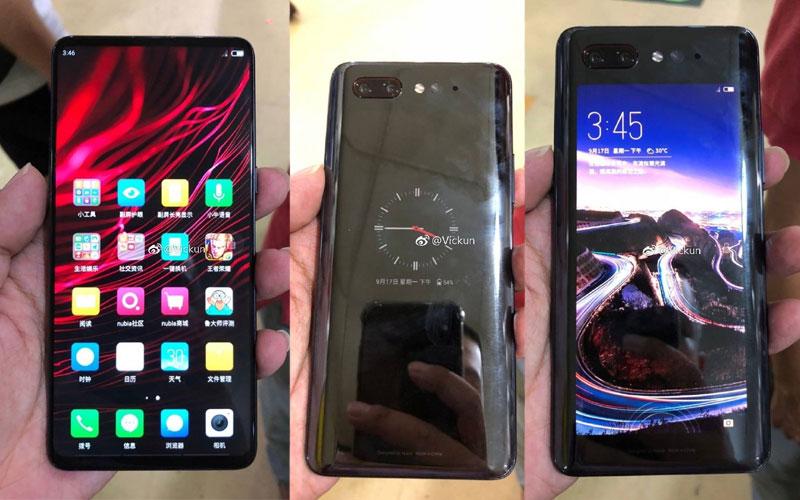 ZTE Nubia Z18s Android 4gnews