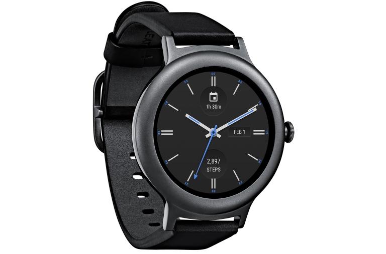 601332d77f6 O smartwatch da LG tem um design minimalista e é o ideal para quem procura  o conforto e um relógio discreto. É um relógio muito fino com uma tela de  1.2 ...