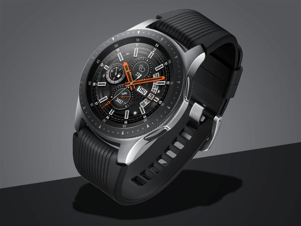 9fbd07983f4 O Samsung Smartwatch Galaxy veio substituir os anteriores modelos Gear S  com um relógio bem interessante. Equipado com o sistema operativo Tizen  Wearable OS ...