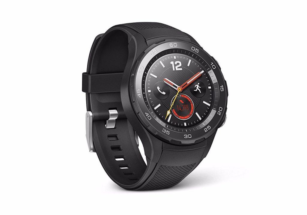 4c6e00d5b1f A Huawei apresentou o segundo modelo do seu smartwatch com o sistema  operativo Wear OS