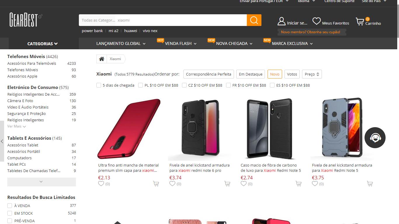 Onde comprar Xiaomi  As lojas online e físicas com os preços mais baixos 2dc5d243d9