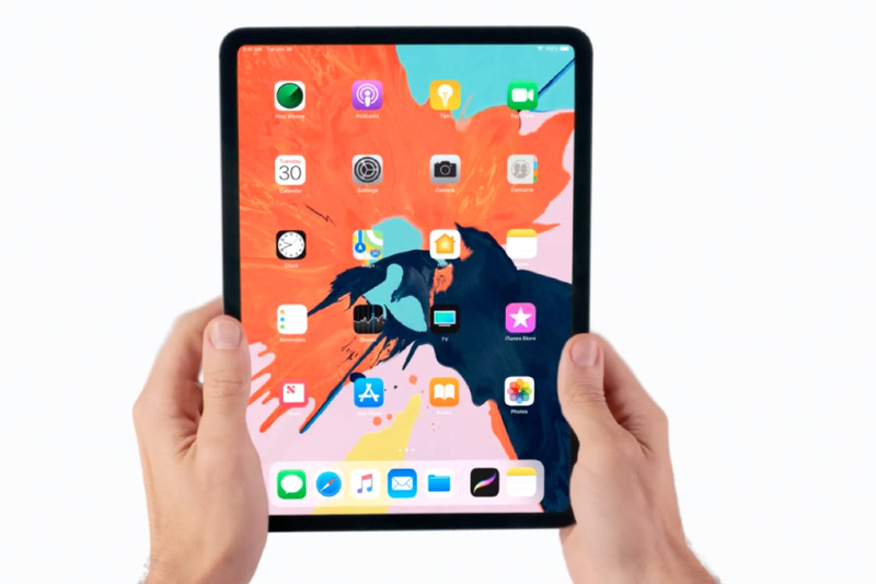 Apple iPad Pro iOS
