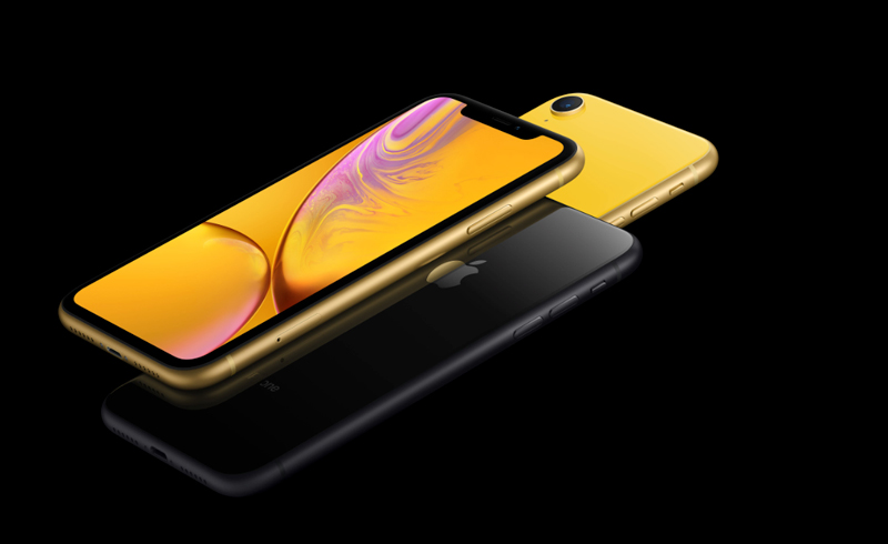 Apple iPhone XR iOS 12