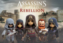 Assassin's Creed Rebellion Android Pie Google Play Store