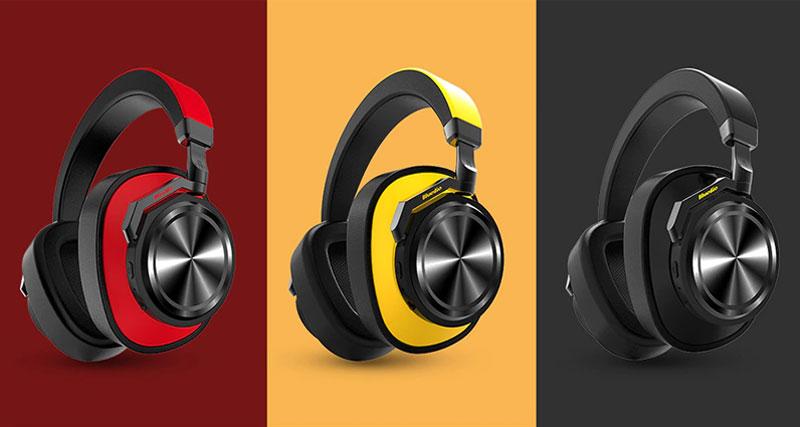 Bluedio T6 headphones sem fios