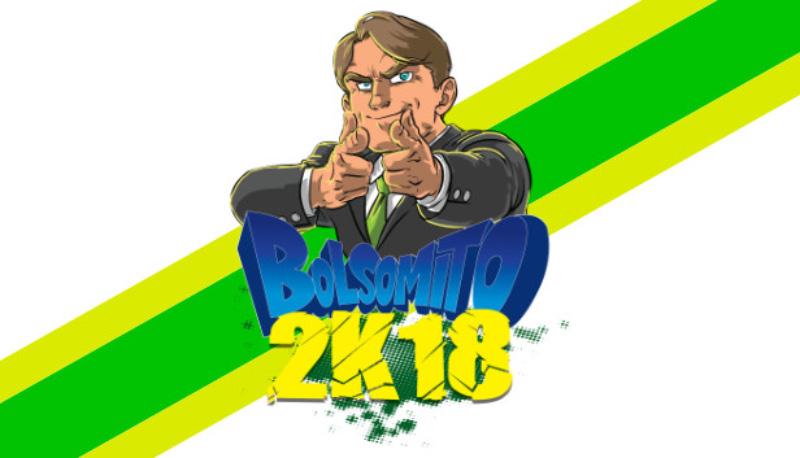 Bolsonaro Bolsomito 2k18 Valve Governo Brasileiro jogo