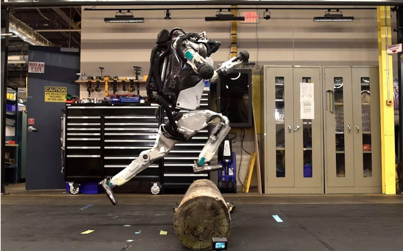 Vídeos mostram o quão avançados estão os robôs da Boston Dynamics Inteligência Artificial
