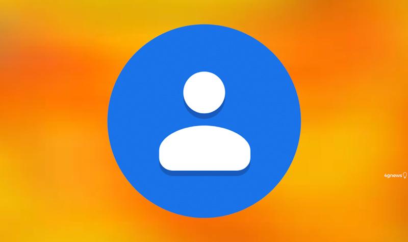 Contactos Google: Chegou a nova versão com um novo design (download)