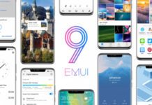 EMUI 9 Android Pie Huawei