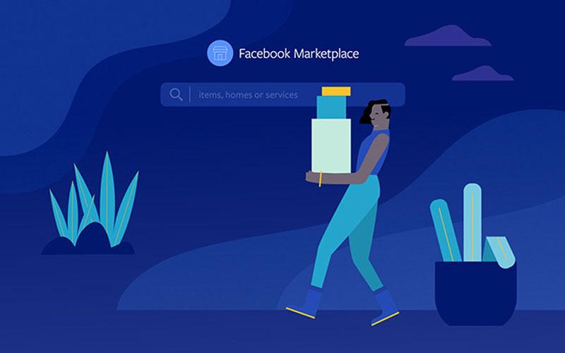 Facebook Marketplace aniversário 4gnews