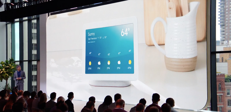 Google Home Hub Android