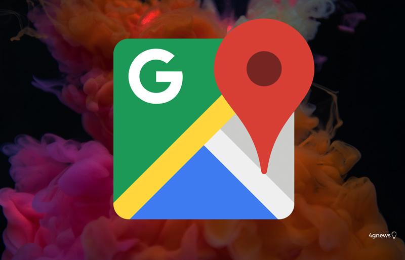 Google Maps cores
