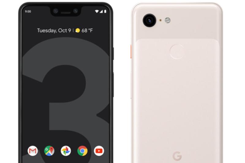 Google Pixel 3 e 3XL com preços revelados antes da apresentação
