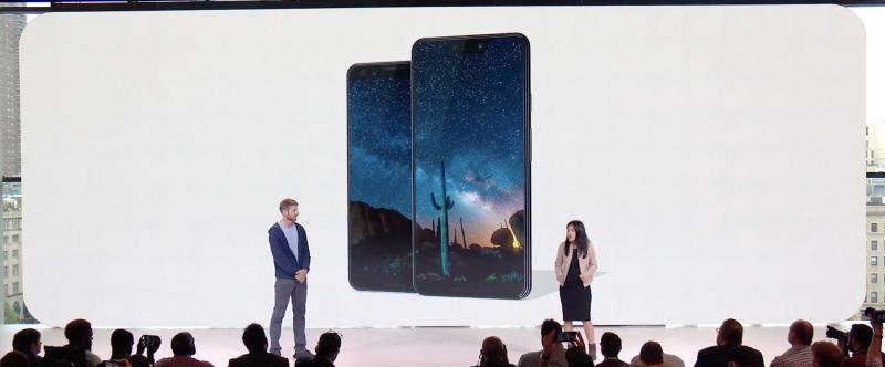 Google Pixel 3 XL Android Pie 1 Xiaomi DeepExposure smartphone Android software fotografia