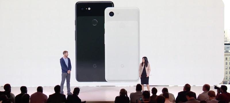 Google Pixel 3 Smartphones Android Google