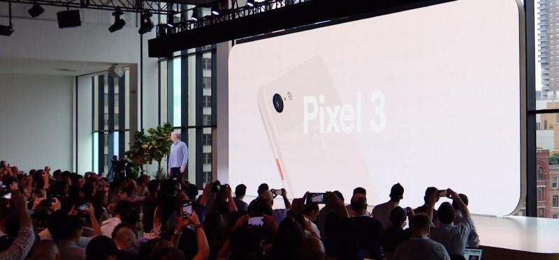 Google Pixel Android Pie 1