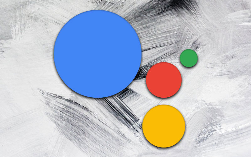 Google Assistant assistente virtual design