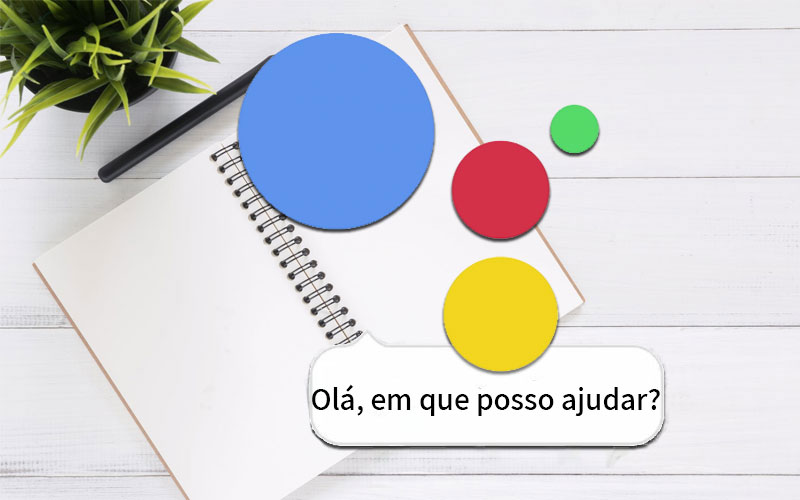 Google Assistant Portugues 4gnews