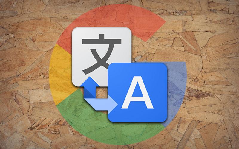 Google Tradutor Material Design 2.0