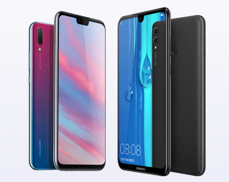 Huawei Enjoy 9 Plus Android Pie