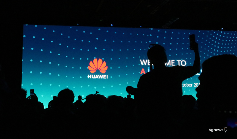 Smartphones: Huawei admite que quer ultrapassar a Samsung até 2020