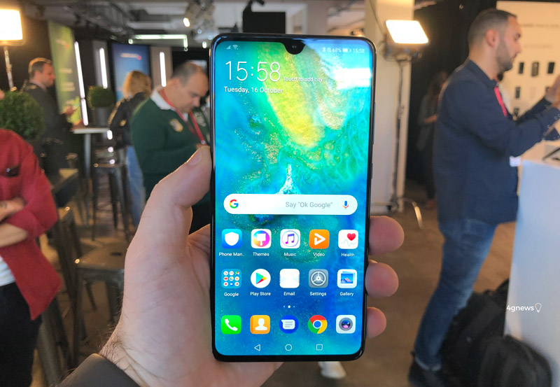 Huawei Mate 20 Android