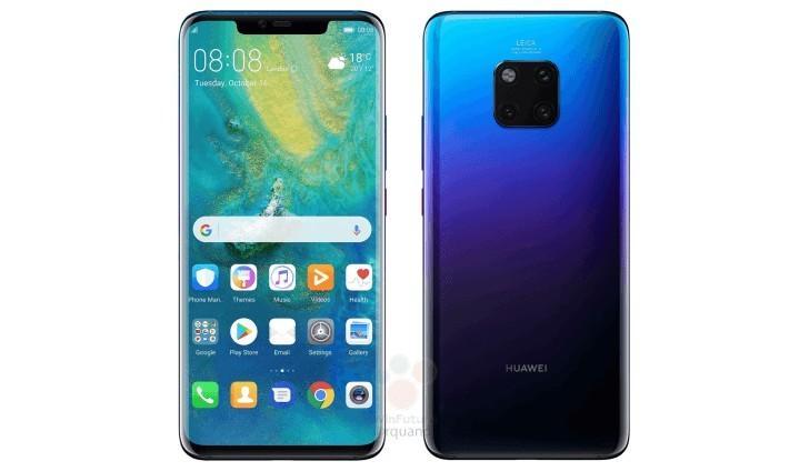 Huawei Mate 20 Pro: Alegado preço no Reino Unido confirma suspeitas