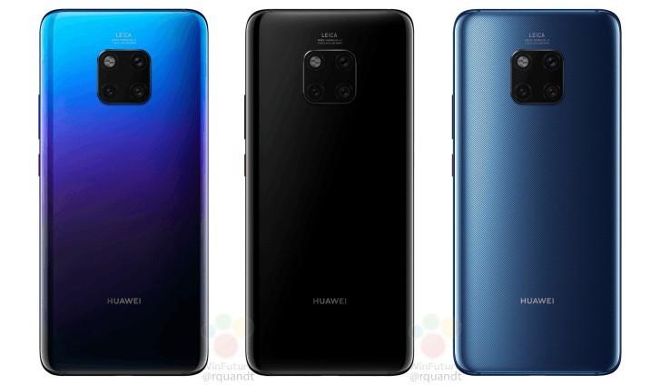 Huawei Mate 20 Pro Europa preço