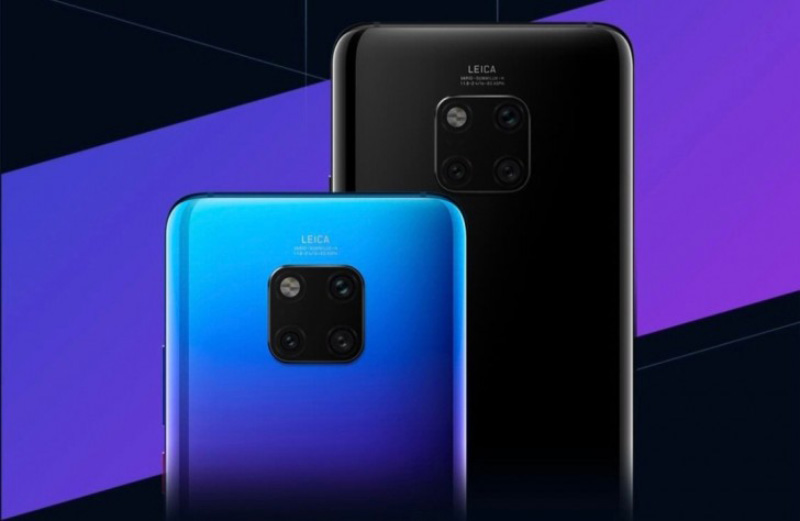 Huawei Mate 20 Pro Android Pie 1 smartphone