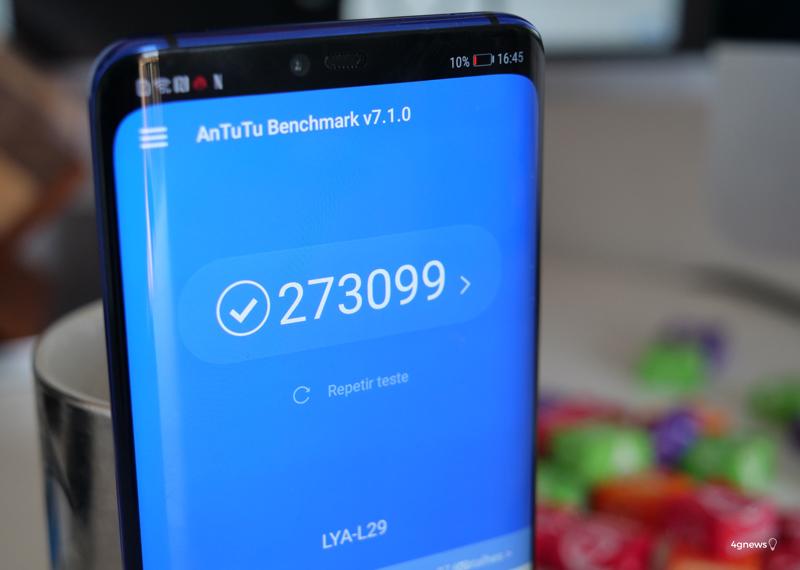 Huawei Mate 20 Pro AntuTu Android Pie