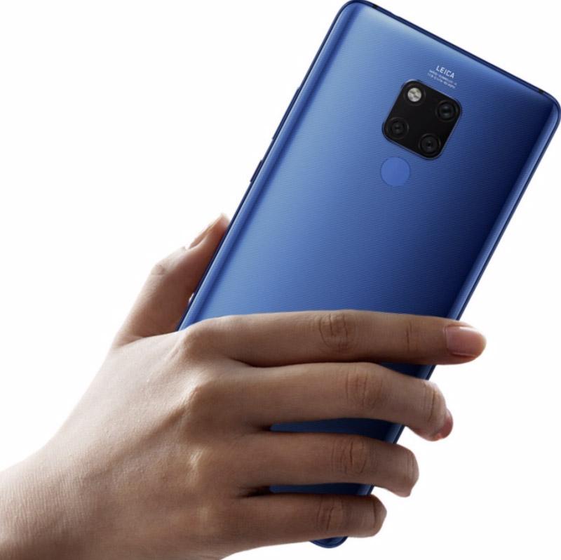 Huawei Mate 20 X Android Pie Samsung Nintendo Xiaomi