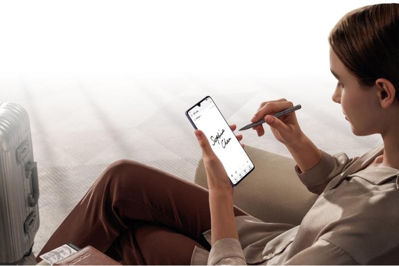 Huawei Mate 20 X stylus Samsung Xiaomi Nintendo