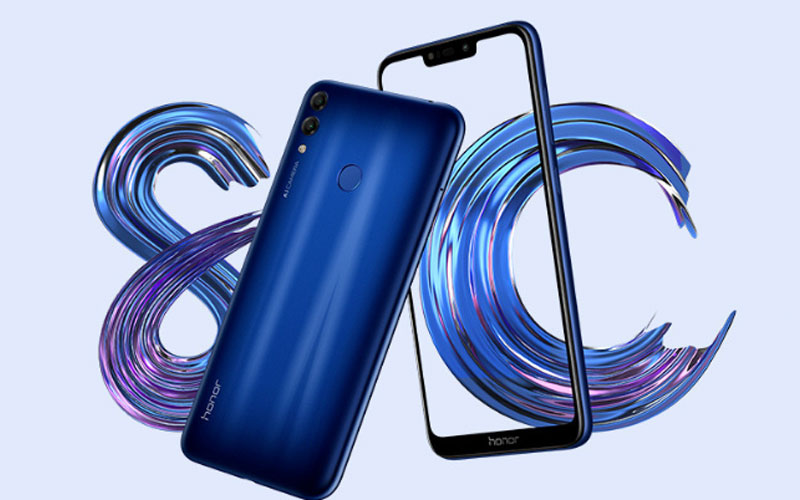 Huawei Honor 8C Qualcomm Snapdragon
