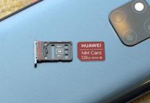 Huawei Nano Memory Card MicroSD