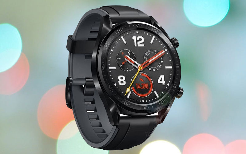 Huawei Watch GT sem Wear OS
