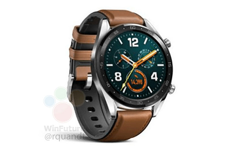 Huawei Watch GT Wear OS 4gnews